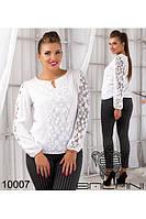 Женская блузка. Ботал. №10007