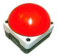 """Пост с кнопкой """"грибок"""" без фиксации d=72mm (1НЗ)"""