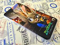 TPU чехол для Samsung J510H Galaxy J5 2016 Джуди Хопс(самсунг гэлэкси джи 5 2016)