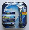 Набор бритвенный  станок Wilkinson Sword (Schick) HYDRO 5 GROOMER + 4 картриджа производство Германия