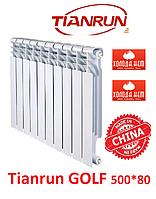 Радиаторы отопления биметаллические TIANRUN GOLF 500*80
