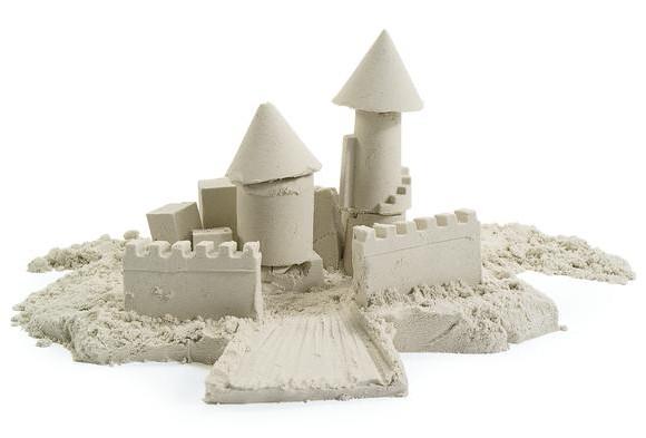 Кинетический песок