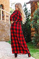 Платье с капюшоном- д2374/1 размеры 44-48  , фото 2
