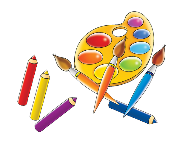 Наборы для рисования