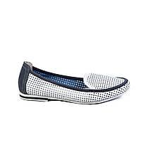 Туфли женские кожаные Velluto 530908 AC, фото 1