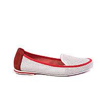Туфли женские кожаные Velluto 530908 AB, фото 1