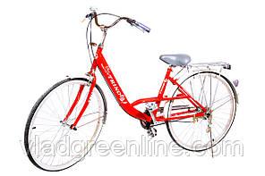 Велосипед Trino Unica CM113 (стальная рама) (Рост 150-165 см)
