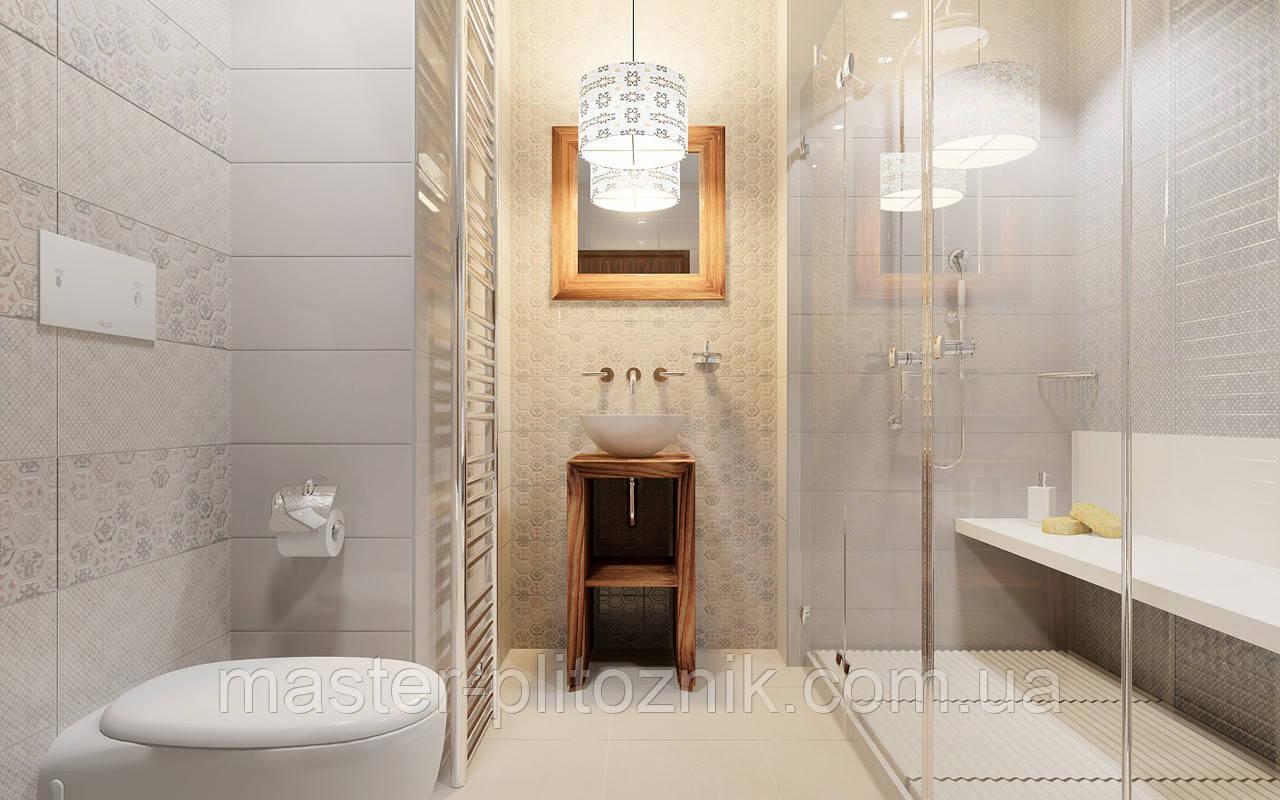Плитка облицовочная для ванной Атем Marrakesh (Марракеш)