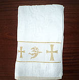 Крыжма - полотенце махровое, фото 2