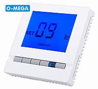 Терморегулятор программируемый Floureon BYC03 для теплого пола с датчиком температуры, фото 1