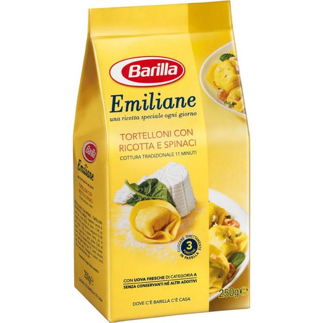 Barilla Emiliane «Tortellini» італійські пельмені з сиром рікотта