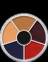 Грим для лица CREAM COLOR CIRCLE (Burned Skin)