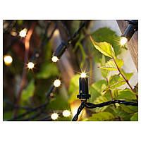 SOLARVET Oświetlenie LED, 12 diod, zewnętrzne, na baterię słoneczną