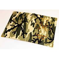 _Обложка на военный билет Хаки