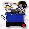 Ленточнопильный станок по металлу для заготовки до 180 мм. с поворотом пильной рамы