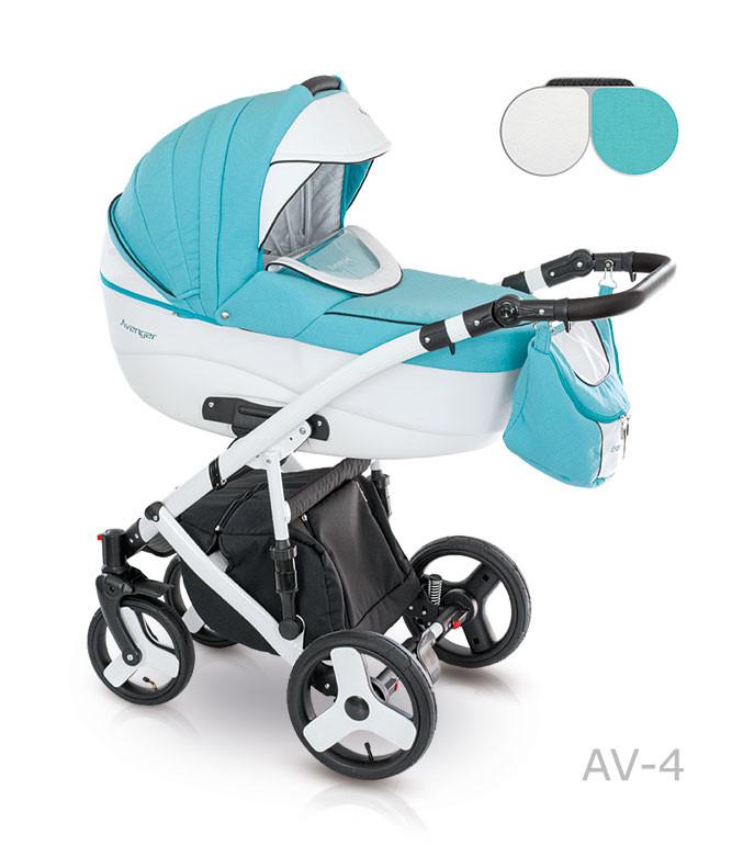 Дитяча коляска Camarelo Avenger Lux