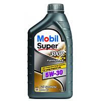 Масло моторное Mobil Super 3000 Formula FE 5W-30 (1л.)