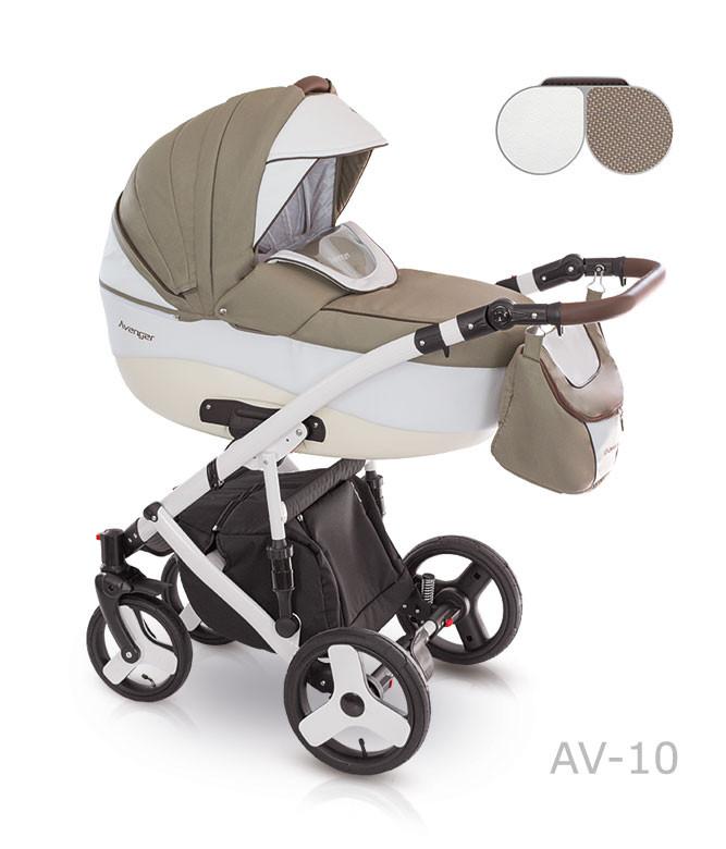 Дитяча коляска Camarelo Avenger