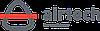 Пневморессора подвески без стакана W01M586318 123072 36318 P 1T15MPW9-2 отверстия/штуцер по центру, AIRTECH, 36318P