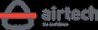 Пневморессора кабины без амортизатора, с грибком, передние/задние 17000032 A 3001102, AIRTECH, A3001102