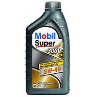 Масло моторное Mobil Super 3000 X1 5W-40 (1л.)