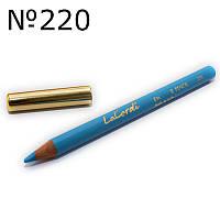 Карандаш для глаз (летний голубой) LaCordi 220