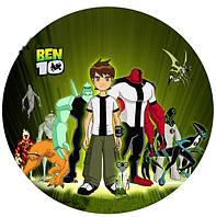 Бен 2 Вафельная картинка