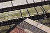 """Ковер Фиренце с карвинг эффектом """"Бамбук"""", цвет серо-красный, фото 4"""