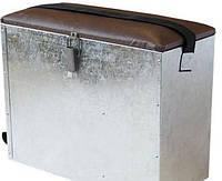 Ящик для зимней рыбалки цынковый