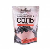 Гималайская розовая соль (мелкая), 200г