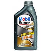 Масло моторное Mobil Super 3000 X1 Diesel 5W-40 (1л.)