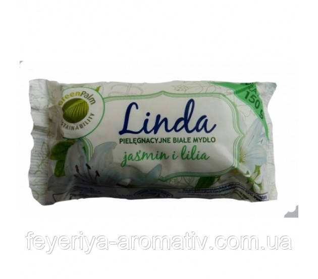 Мыло Linda Jasmin i Lilia 100 гр.