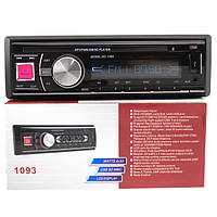 Автомагнитола Pioneer 1093/ISO с USB, FM, MP3 + съемная панель! НОВАЯ