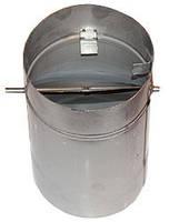 Кагла из нержавеющей стали (Aisi 304) 0,5 мм Ø110