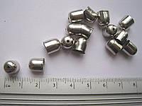 Колпачек для жгута (d 0,8 см) Стальной