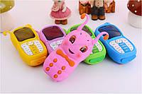 Телефон для маленькой модницы мини червячок TB777 на 2 сим-карты