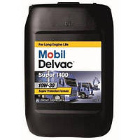 Масло моторное Mobil Delvac Super 1400 10W-30 (20л.)