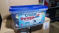 Таблетки для посудомоечной машины Cristal POWER 100 шт, фото 1