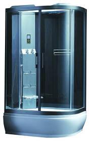 Гидромассажный бокс CRW  AE-033 (L) с парогенератором  1200х900х2200