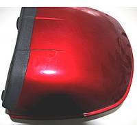 Кофра пластиковая с шлемом внутри