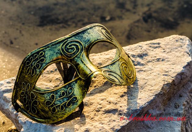 Маска Золота, фото 1