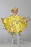 Карнавальный костюм Лучик, Солнышко, Огонек, Осенний лист, Пламя, Осень