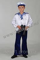 Карнавальный костюм Моряк, Юнга, Капитан, Морской волк, Капитан для мальчика