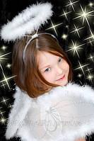 Нимб Ангел белый, нимб белого Ангела к крыльям