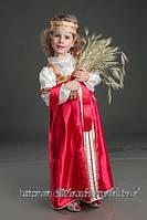 Русский костюм для девочки