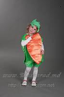 Карнавальный костюм «Морковка»