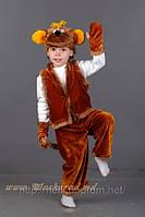 Карнавальный костюм Обезьянка для детей, Обезьяна, Макака, Мартышка