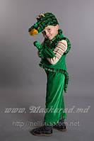 Карнавальный костюм «Крокодильчик»