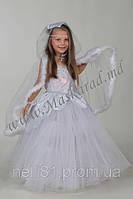 Карнавальный костюм Лебедь, костюм Лебедя для девочки