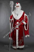 Карнавальный костюм Дед Мороз - Барский, для взрослых и профессионалов